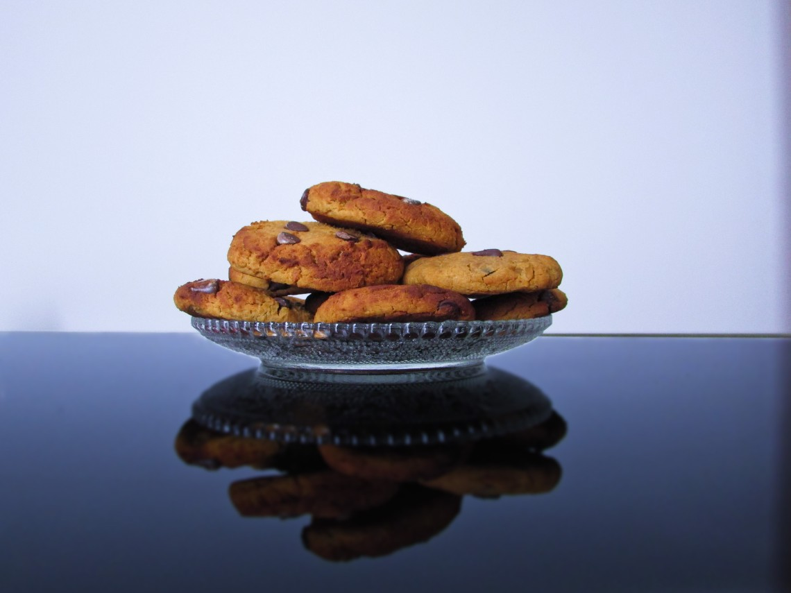 cookies de garbanzos