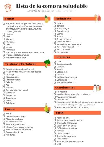 Lista compra saludable (1)