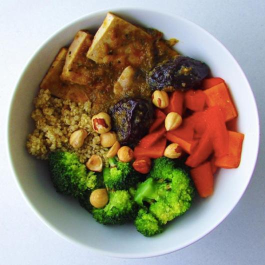 buddah bowl vegetariano 7