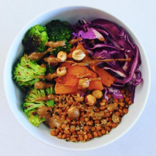 receta de bol vegano 4