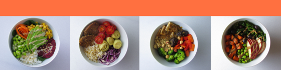 platos veganos