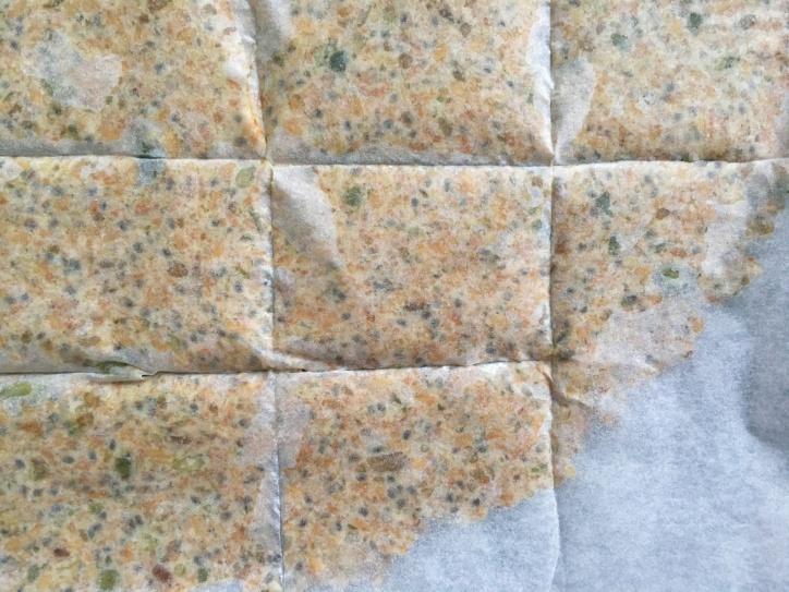 tostadas de semillas