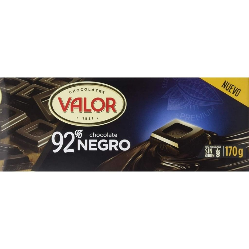 comprar chocolate negro