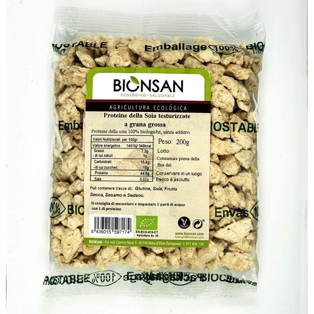 Comprar soja texturizada gruesa